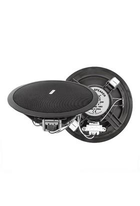 Denox Astron Ls-C6 Siyah Alçıpan Hoparlör 16 Cm Hat Trafolu