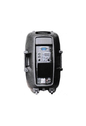 Spekon Btu-15P Taşınabilir Aktif Kabin Hoparlör 15'' 500 Watt