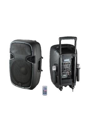 Tvm Pp-2115Aues-Cb Portatif Ses Sistemi