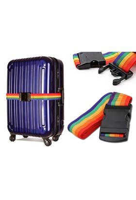 Buffer Ayarlanabilir Bavul Çanta Kemeri