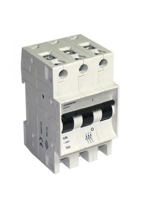Siemens 3 Fazlı Otomatik Sigorta - C3x63Ax3kA