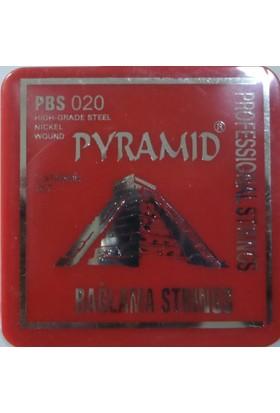 Pyramid Saz Teli 0.20 Uzun Sap Bağlama