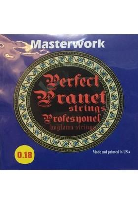 Masterwork Saz Teli 0.18