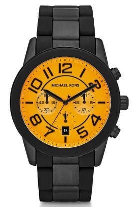 Michael Kors Mk8328 Sarı Kadran Erkek Kol Saati