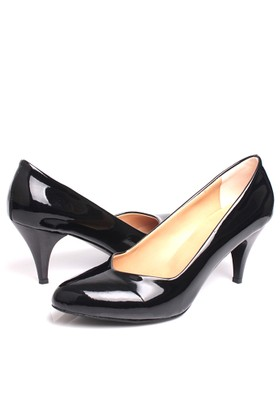 Loggalin Kadın Siyah Stiletto 580110 031 020