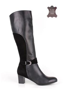 Romani Kadın Siyah Çizme 1128 022 025