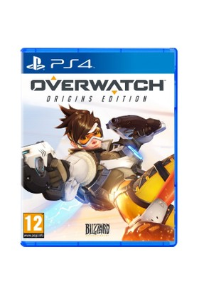 Actıvısıon Ps4 Overwatch