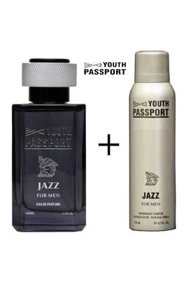 Youth Passport Jazz Men 100Ml Edp Deo Set