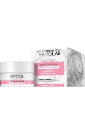 Deborah Dermolab Protective Hydrating Cream 50Ml