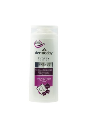 Dermoday Thorex Edition Shampoo Rebellious Hair Zor Şekillenen İnatçı Saçlar 300 Ml