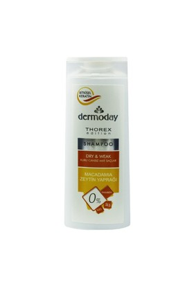 Dermoday Thorex Edition Dry&Weak Kuru Cansız Mat Saçlara Şampuan 300 Ml