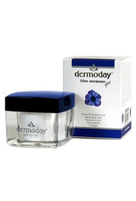 Dermoday Blue Anemone Cream 50Ml. (Mavi Anemon Çiçeği Kremi)