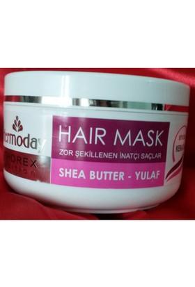 Dermoday Thorex Edition Zor Şekillenen İnatçı Saçlar Hair Mask 200 Ml, Zor Şekillenen Inatçı Saç Maskesi