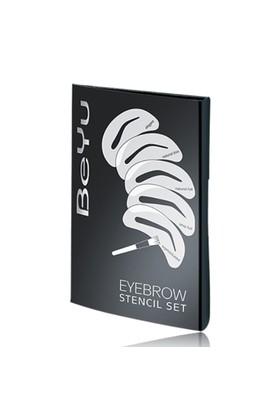 Beyu Eyebrow Stencil Set Kaş Fırçası