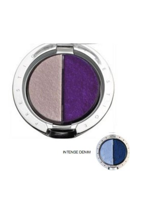 Prestige Cosmetics Silky Duo Eyeshadow Cde 03 İntense Denim