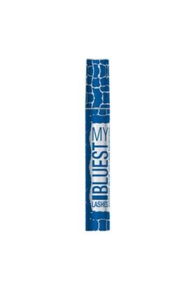 Prestige Cosmetics Mascara My Bluest Mlb-02 Blue
