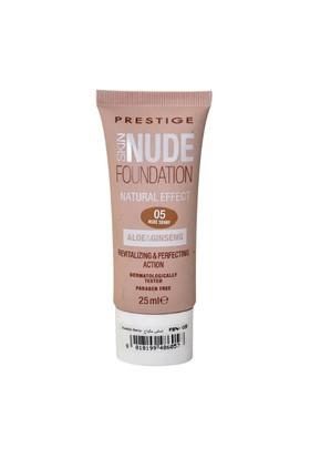 Prestige Cosmetics Skin Nude Foundation 05 Nude Sunny Fondöten