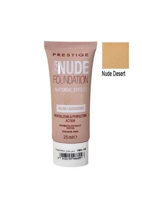 Prestige Cosmetics Skin Nude Foundation 03 Nude Desert Fondöten
