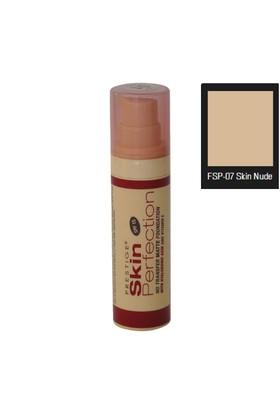 Prestige Cosmetics Foundation Skin Perfection 07 Nude Fondöten