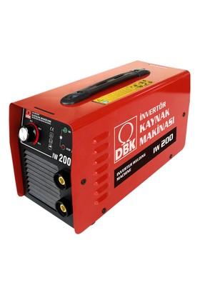 DBK IW 200 Kaynak Makinası
