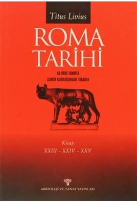 Roma Tarihi Ab Urbe Condita Şehrin Kuruluşundan İtibaren - Titus Livius