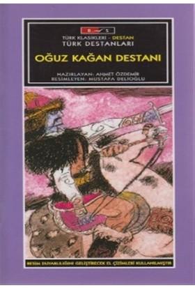 Mini Masallar - Oğuz Kağan Destanı - Türk Destanları
