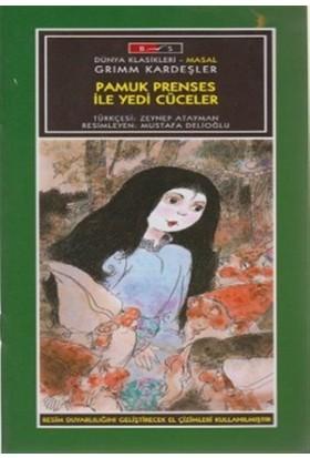 Mini Masallar - Pamuk Prenses ile Yedi Cüceler - Grimm Masalları