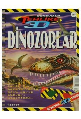 3D Çocuk Dergisi - Dinozorlar