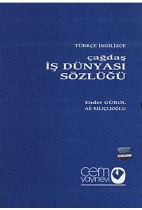 Çağdaş İş Dünyası Sözlüğü (3 Cilt) Türkçe - İngilizce / İngilizce - Türkçe