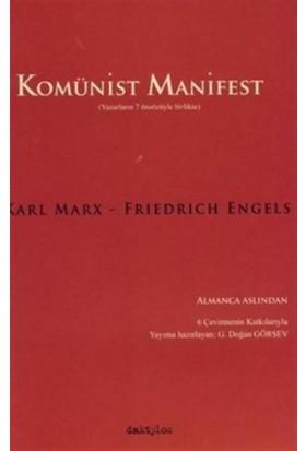 Komünist Manifest