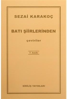 Batı Şiirlerinden Çeviriler