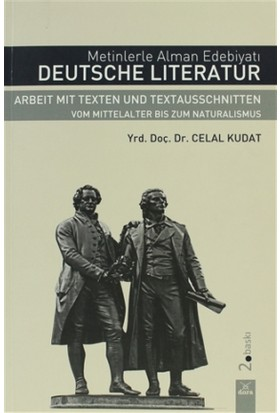 Metinlerle Alman Edebiyatı - Deutsche Literatur