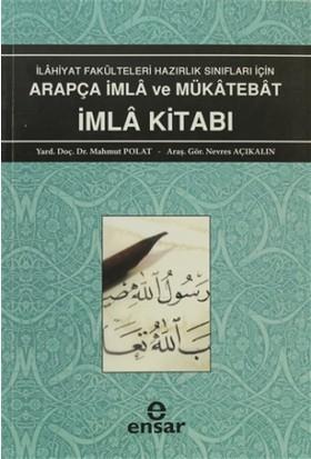 Arapça İmla ve Mükatebat İmla Kitabı 1
