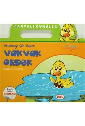 Yıkanmayı Çok Seven Vakvak Ördek - Aziz Sivaslıoğlu