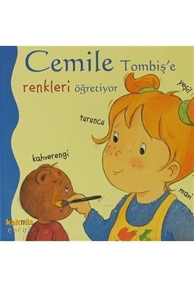 Cemile Tombiş'e Renkleri Öğretiyor