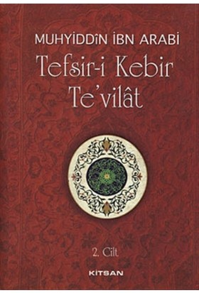 Tefsir-i Kebir Te'vilat (2 KitapTakım)