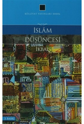 İslam Düşüncesi - Muhammed İkbal