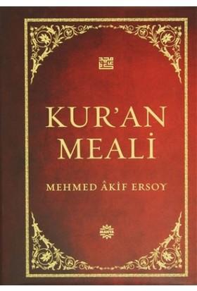 Kur'an Meali - Mehmed Akif Ersoy