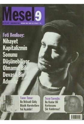 Mesele Kitap Dergisi Sayı: 64
