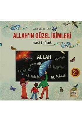 Çocuklar İçin Allah'ın Güzel İsimleri Esma-i Hüsna - Semir Halebi