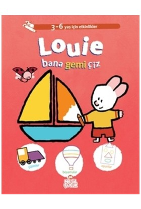 Louie Bana Gemi Çiz