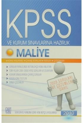 KPSS ve Kurum Sınavlarına Hazırlık Maliye 2010