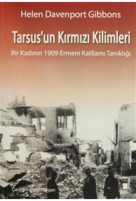 Tarsus'un Kırmızı Kilimleri