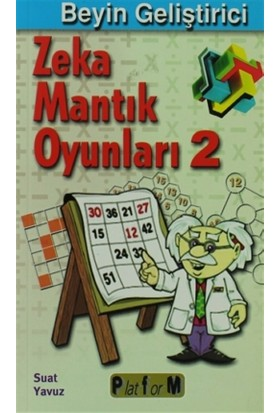 Beyin Geliştirici Zeka Mantık Oyunları 2