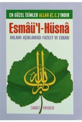 Esmaü'l-Hüsna