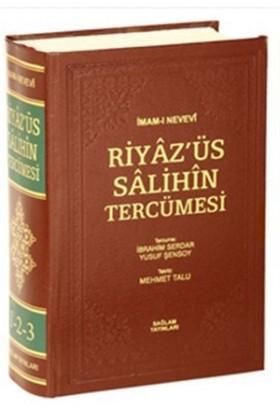Riyaz'üs Salihin Tercümesi 1-2-3 Cilt (Tek Cilt 2. hm)