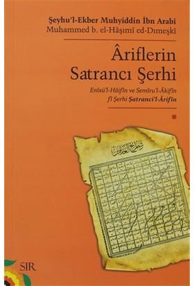 Ariflerin Satrancı Şerhi - Fatih Mehmet Albayrak