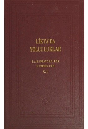 Likya'da Yolculuklar (2 Kitap Takım)