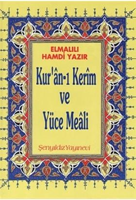 Kur'An-I Kerim Ve Yüce Meali - Elmalılı Hamdi Yazır (Rahle Boy) - Elmalılı Muhammed Hamdi Yazır