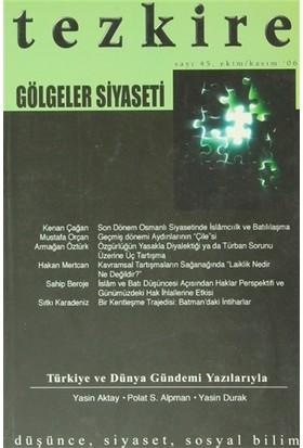 Tezkire Dergisi Sayı: 45
